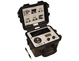 9100D便携式振动校准仪