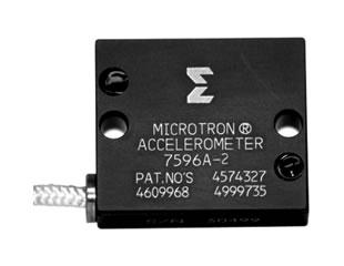 7596A-100加速度传感器
