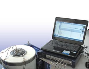 AVANT振动台计量检定系统