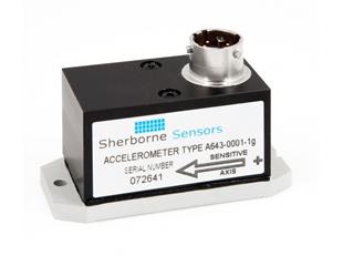 A640加速度传感器