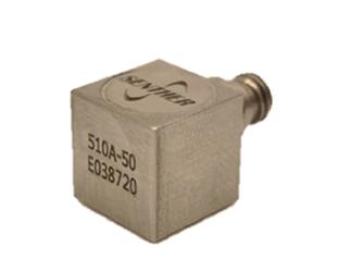 510A-100单轴压电加速度传感器