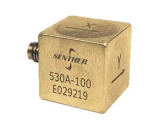 530A-10三轴通用型加速度计