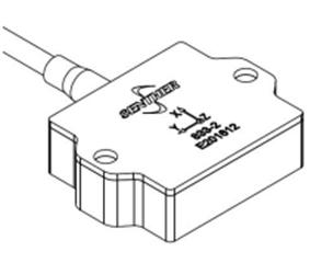 833三轴静态响应加速度传感器
